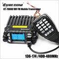 409SHOP KT-7900D KT7900D color display DUAL BAND MINI MOBILE RADIO