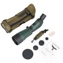 E.T дракон новое поступление Тактический SP9 20-60X85 ED Стекло Зрительная труба зеленый цвет для охоты на открытом воздухе стрельба gs26-0015