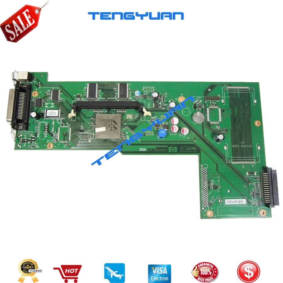 Free shipping 100% test for HP5200LX Formatter Board Q6497-67901 printer parts on sale free shipping new original formatter board jc9202529a for samsung clp 4195 logic board motherboard printer parts on sale