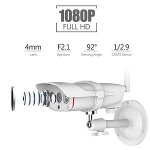 Image 3 - Vstarcam C16S HD 1080P Wifi IPกล้องกันน้ำIP67กลางแจ้งไร้สาย2mpกล้องIPไร้สายIR Cutรองรับ128G TF Card
