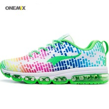 ONEMIX 2017 FREE 1180 Mosaic popular sport Run sneaker Men's Women's Running air shoes size 35-45