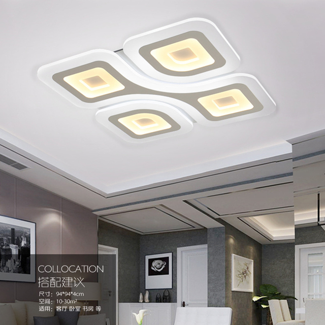 luminaire plafond simple plafonnier clairage plafonnier del watts luminaire plafond with. Black Bedroom Furniture Sets. Home Design Ideas