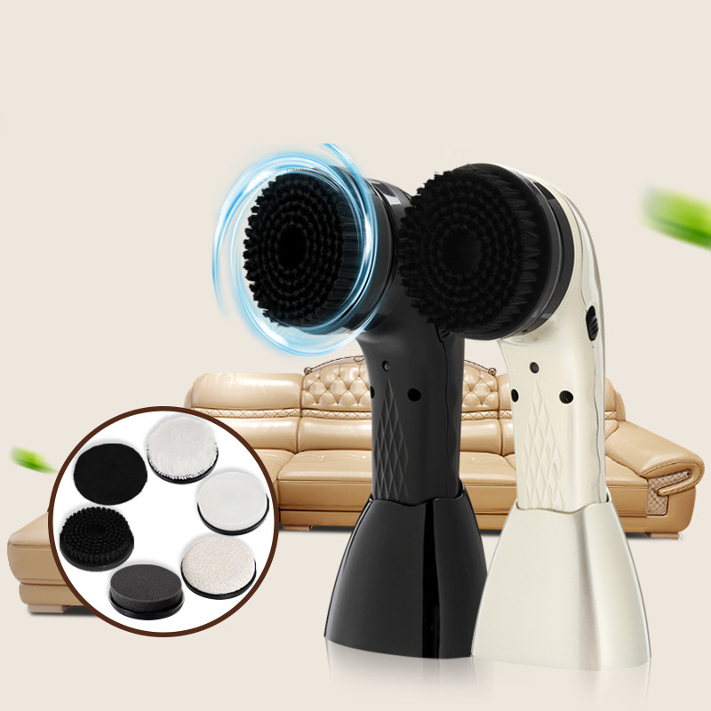 Electric Shoe Polisher USB Charging Leather Care