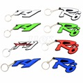 New hot sale Keychain Key Chain Motorcycle accessories motocross motorbike parts Key ring FOR YAMAHA yzf-R1 yzf-R6 yzf R1 R6
