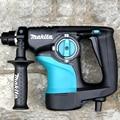 Makita HR2810 martelo Pesado impacto broca 3 modos de função: Single + martelando + martelando 800 W 4, 500ipm 1,100 rpm Aberturas de Concreto