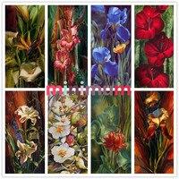 High Quality Gift 5D DIY Diamond Painting Flower Cross Stitch Diamond Embroidery