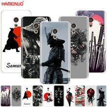 HAMEINUO самурая крышка чехол для телефона для Meizu M6 M5 M5S M2 M3 M3S MX4 MX5 MX6 PRO 6 5 U10 U20 note plus