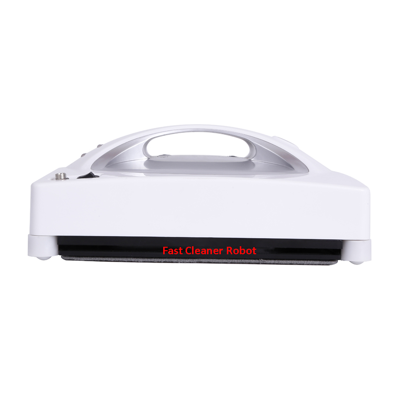 NEWEST Remote Control Full Window Cleaning Robot Framed and Frameless Surface Both Appliable,Back-Up Battery Protection