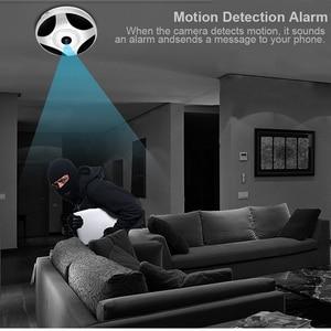 Image 4 - ANBIUX WiFi 1080P Fisheye VR Grad Panorama IP Kamera 2MP P2P Drahtlose Wifi IP Kamera Home Security Surveillance Kamera iCsee