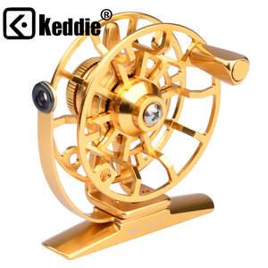 d9aa8002101 HI45R HI55R 1 PC 60 MM Fly Reel 45G Fly Fishing Wheel Diameter