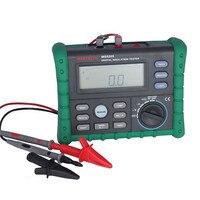 Hot Meters Digital Insulation Resistance AC/DC Voltage Tester Megger MASTECH MS5205