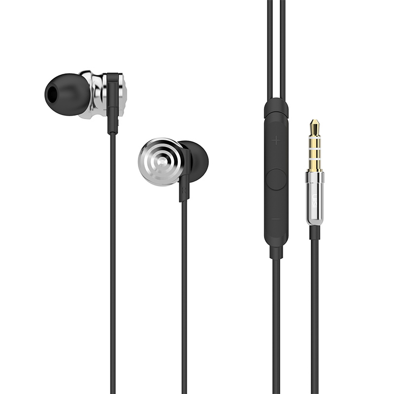 Uiisii Hi905 Professional HiFi In-Ear Earphone Super Bass Stereo Music Headset with Microphone fone de ouvido For Mobile Phone  factory price binmer 3 5mm super bass stereo in ear earphone fone de ouvido headset for tablet mp3 drop shipping wholesale