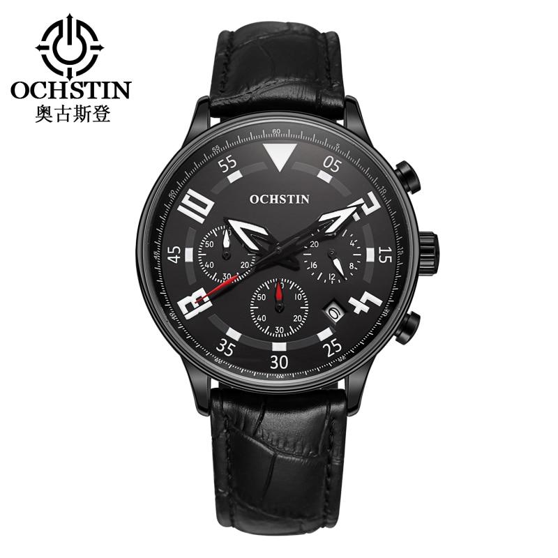 2016 Sale New Ochstin Watch Men Multifunction Fashion Wrist Watches Men s Quartz watch Relojes Hombre