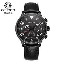 2016 Vente Nouveau Ochstin Montre Hommes Multifonction De Mode Poignet Montres Hommes de Quartz-montre Relojes Hombre Analogique Homme Horloge Relogio