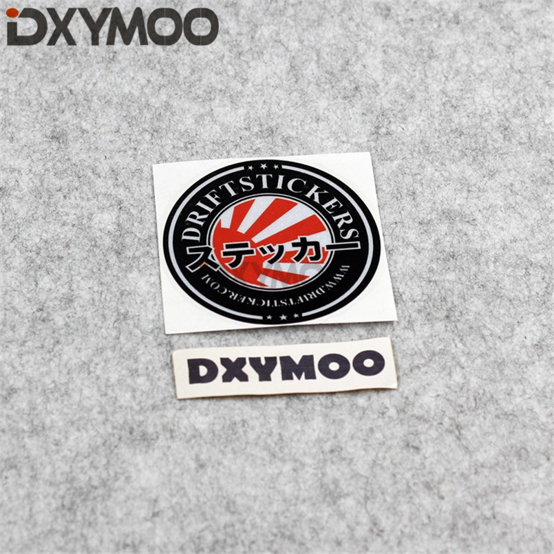 Car Styling Vinyl Decals Japan JDM Drift Stickers Japanese ...