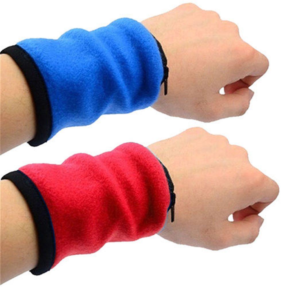 Wrist Wallet Case Pouch Storage-Bag Coin Purses Key-Card Women Bag Sport For MP3 Sweatband