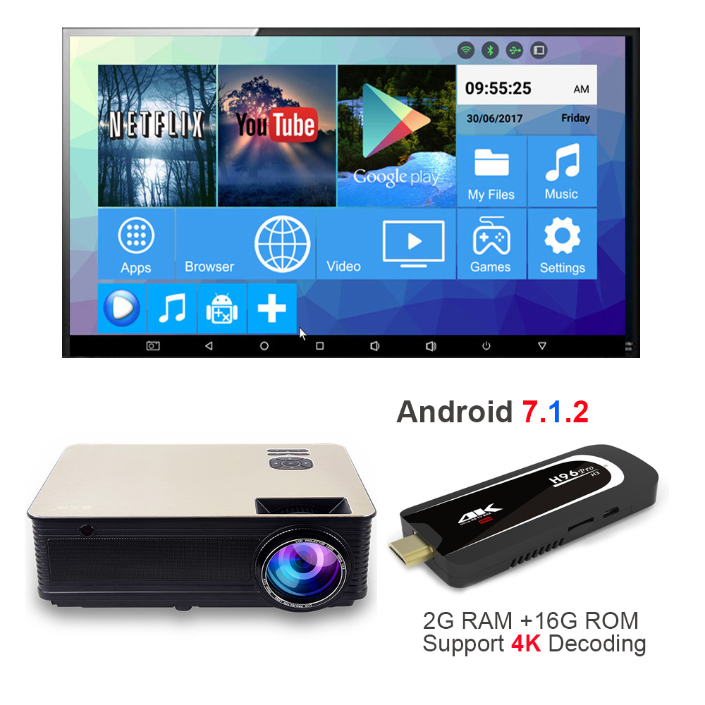 Vivicine V3 HD Mini Projector (61)