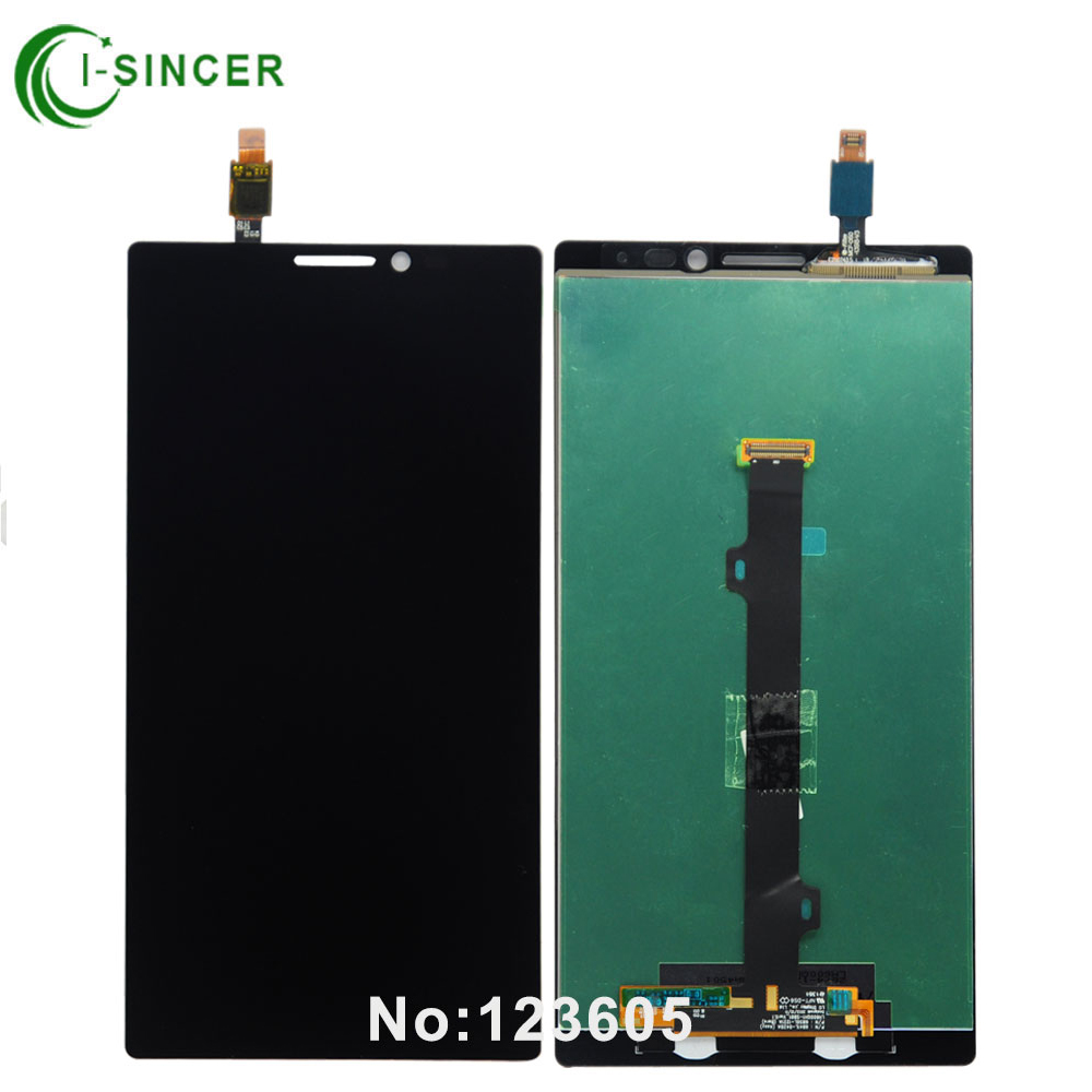 5PCS/LOT For Lenovo Vibe Z2 Pro K920 LCD Screen With Touch Screen Digitizer Assembly Free DHL аксессуар чехол lenovo k10 vibe c2 k10a40 zibelino classico black zcl len k10a40 blk