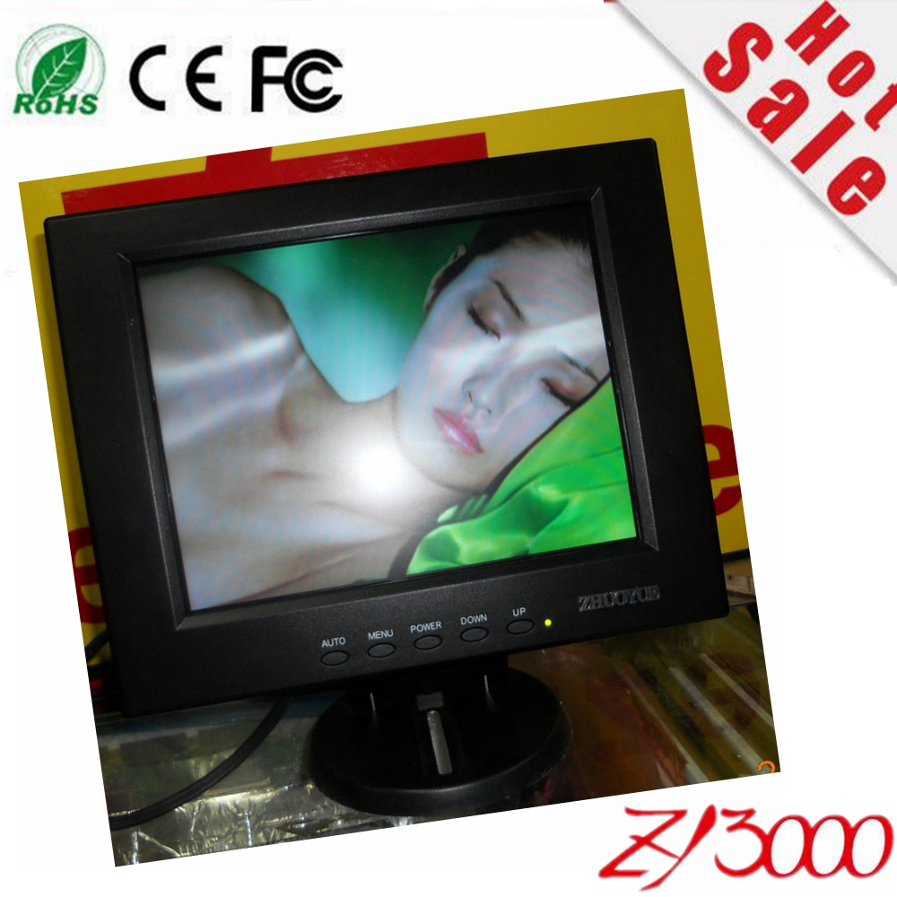 stock warranty 1 year 12.1 inch 4:3 1024*768  VGA dc12v input cheapest  4 wire USB  resistive touch screen POS monitor