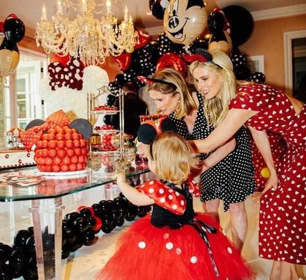 Gigante 114 centímetros Mickey Minnie Balões Dos Desenhos Animados Balões de Hélio Decorações Da Festa de Aniversário Para Crianças Festa de Aniversário Decoração Brinquedos Clássicos