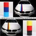 DIY 15 cm Largura Estilo Do Carro Engraçado Decalques Auto Adesivo de Corpo Inteiro acessórios do carro-styling Para BMW E30 E36 E46 E39 E60 E90 F10 F30