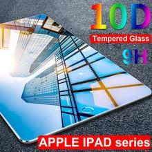 Anti-blue light Tempered Glass For Apple iPad Air 2019 10.5 Mini 5 4 3 2 Screen Protector For iPad Pro 9.7 11 Protective Film milo professional blue ray anti myopia tempered glass 0 4mm screen protector for ipad 2 3 4