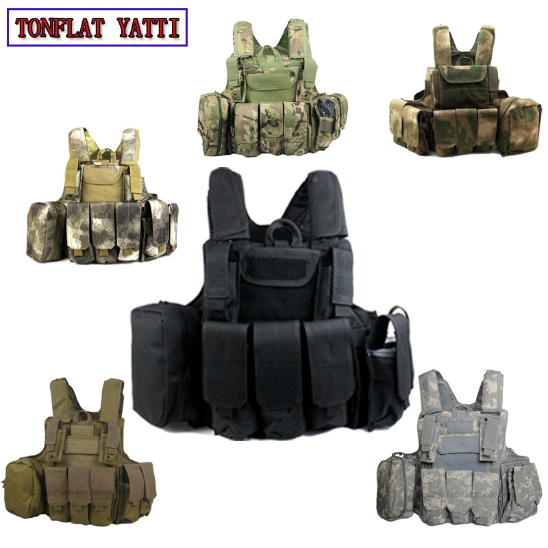 Airsoft Militar Paintball Tatico Preto Heavy Duty Molle Vest Combat Tactical Gear Vest Hunting Airsoft Paintball Protective Vest dhl ems free shipping uhp200w 1 3 p22 5 original oem lamp bulb