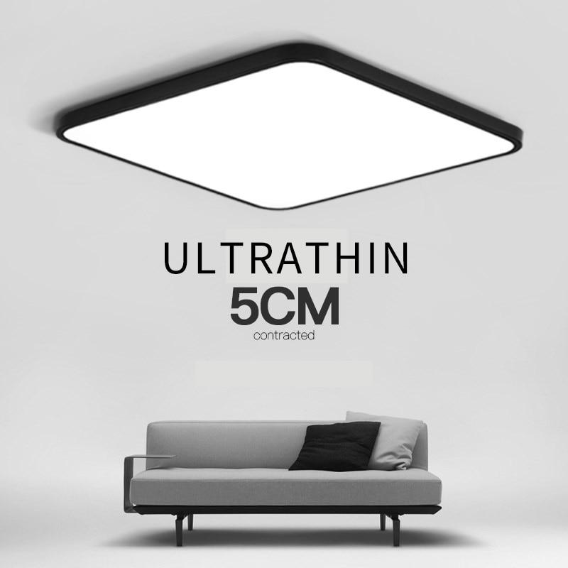 5 cm conduziu a luz de teto para foyer sala de jantar bed room cozinha lampada