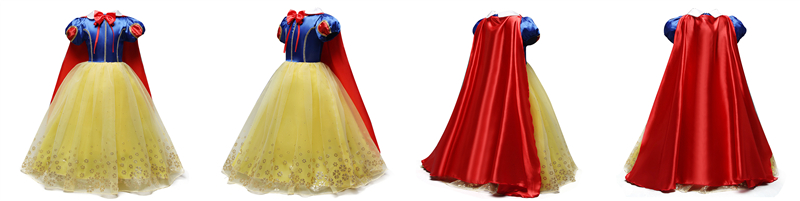 HTB1zcvCvr3nBKNjSZFMq6yUSFXaT 2019 Children Girl Snow White Dress for Girls Prom Princess Dress Kids Baby Gifts Intant Party Clothes Fancy Teenager Clothing