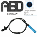 ABD Германия ABS Датчик скорости колеса 3452 0025 721 для BMW 7 E38 Z8 E52