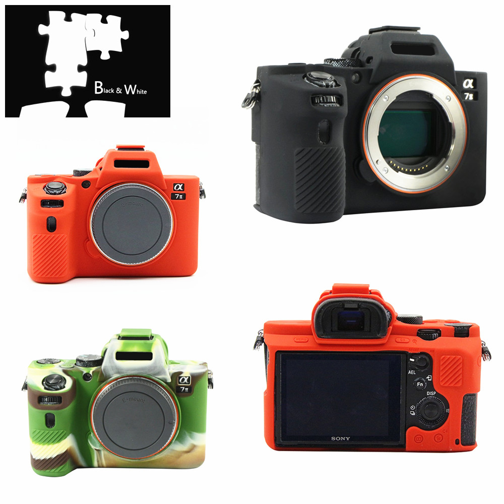 Camera/video Bags Digital Gear Bags Fast Deliver Limitx Silicone Armor Skin Case Body Cover Protector For Sony Alpha A9 Ilce-9 Full Frame Mirrorless Camera
