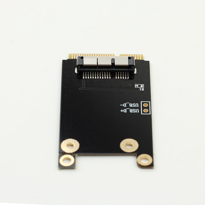 MINI PCI E to wireless wifi card Adapter Bracket for