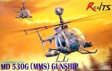 RealTS Dragon model 3526 1 35 MD530 helicopter plastic model kit