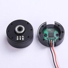 12V 800RPM Brushless Gimbal Motor HT2205 Mini Camera Pan-Tilt-Zoom PTZ BLDC With 12-14Bit AS5048A/AS5600 Encoder Fr RC DIY