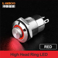 Red LED High Ring