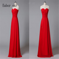 New Arrival Chiffon Ruffle Off The Shoulder Backless Zipper Red Carpet Celebrity Dresses Evening Dress