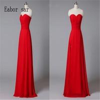 New Arrival Chiffon Ruffle Off the Shoulder Backless Zipper Red Carpet Celebrity Dresses Evening Dress