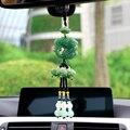 Автомобильная подвеска Jade Brave fors Gourd Guan Yin Maitreya  украшение для зеркала заднего вида  подвесное украшение  аксессуары