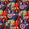140X100cm Marvel Super Hero The Avengers Assemble Cotton Fabric For Baby Boy Clothes Sewing Hometextile Patchwork