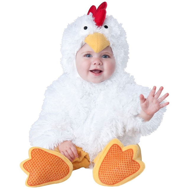 9ffba3a98095 Cutie Chick Fluffy White Adorable Baby Chicken Animal Themed ...