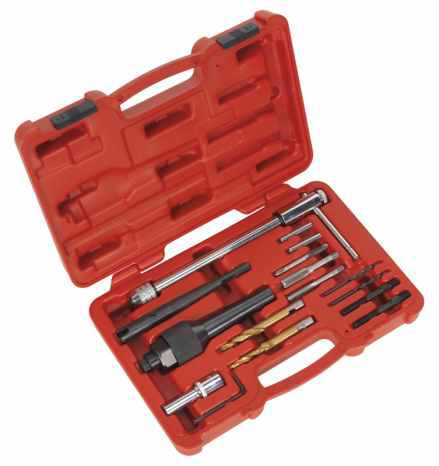 WINMAX Glow Plug Removal Remover Tool Set Kit Damaged 8mm 10mm Plug 16 PC Case WT04A6017 dk eyewitness books fish
