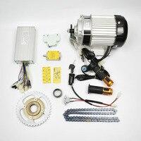DC 48V 750W BM1418ZXF brushless motor, electric bicycle kit ,Electric Trike, DIY E Tricycle, E Trishaw Kit