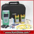 KomShine Optical Fiber Loss Test Kit KQX-30/Оптический Сетевой Анализ и Обнаружение Неисправностей/1550nm SM OTDR, бесплатный Корабль fedex