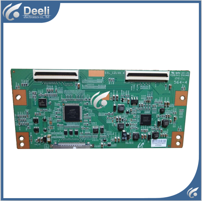 Working good 95% new original for Logic board KDL-46EX520 ESL_C2LV0.4 LTY460HN02 T-CON board