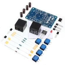 NEW DIY Components Kit For Home Stereo Audio Amplifier Component Boot Delay for DC Protect Speaker for Protection Board