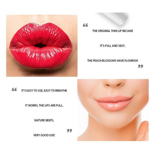 Electric Lip Plumper Device Pump Automatic Lip Enhancement & Enlargement Fuller