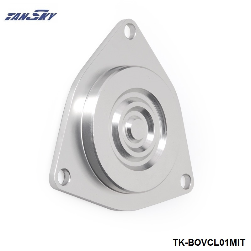 Turbo Bypass Valve Block Plate Blow Off Valve CBV Blocking Plate for Mitsubishi TD04HL Turbos TK-BOVCL01MIT brand new high quality bov turbo blow off valve for hks sqv4 ssqv4 better performance than sqv3 fast delivery