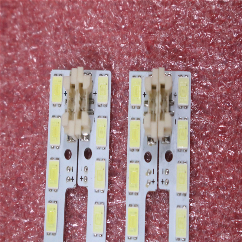 4piece/lot FOR Samsung 32-inch UA32D5000PR Lamp BN64-01634A 2011SVS32_456K_H1_1CH_PV_LEFT44 1PCS=44LED 347MM Left And Right
