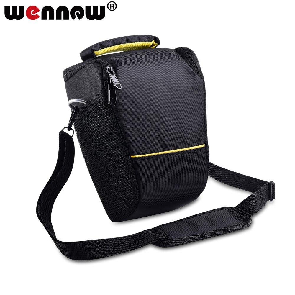 wennew DSLR Camera Bag Case For Nikon B700 D90 D750 D760 D5600 D5300 D5100  D7500 D7200 D3100 D80 D3200 D3300 D3400 D5200 D5500