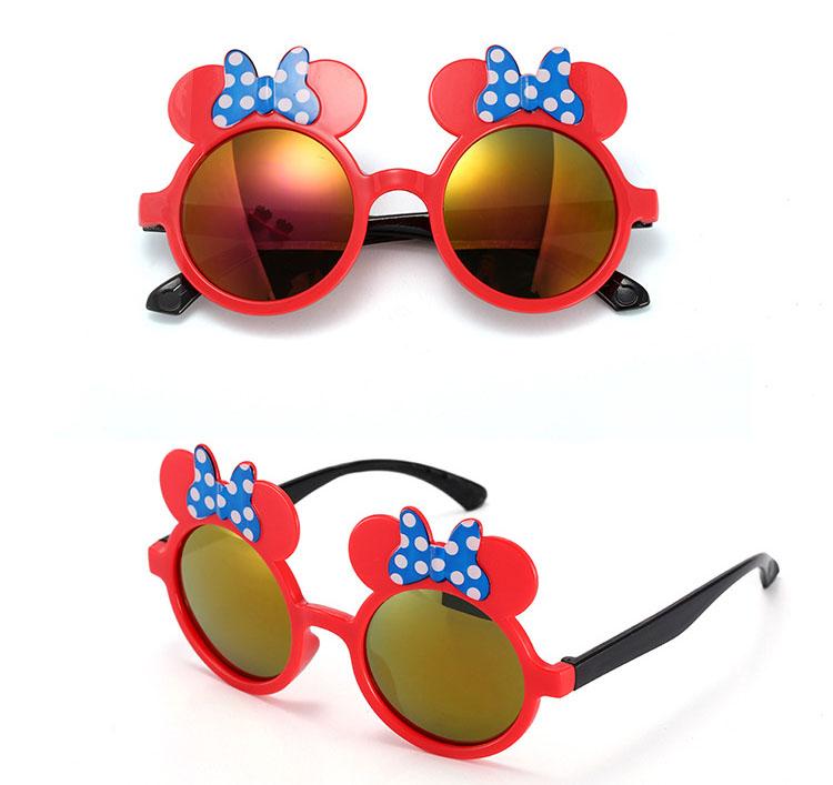 солнцезащитные очки детские микки маус фото